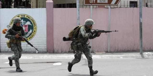Pemberontak Moro Serang Kota Kedua di Filipina Selatan