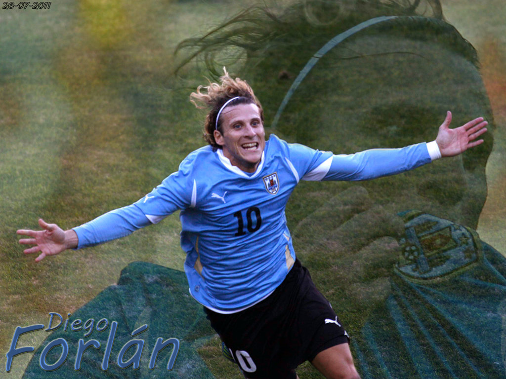 Diego Forlan Wallpapers