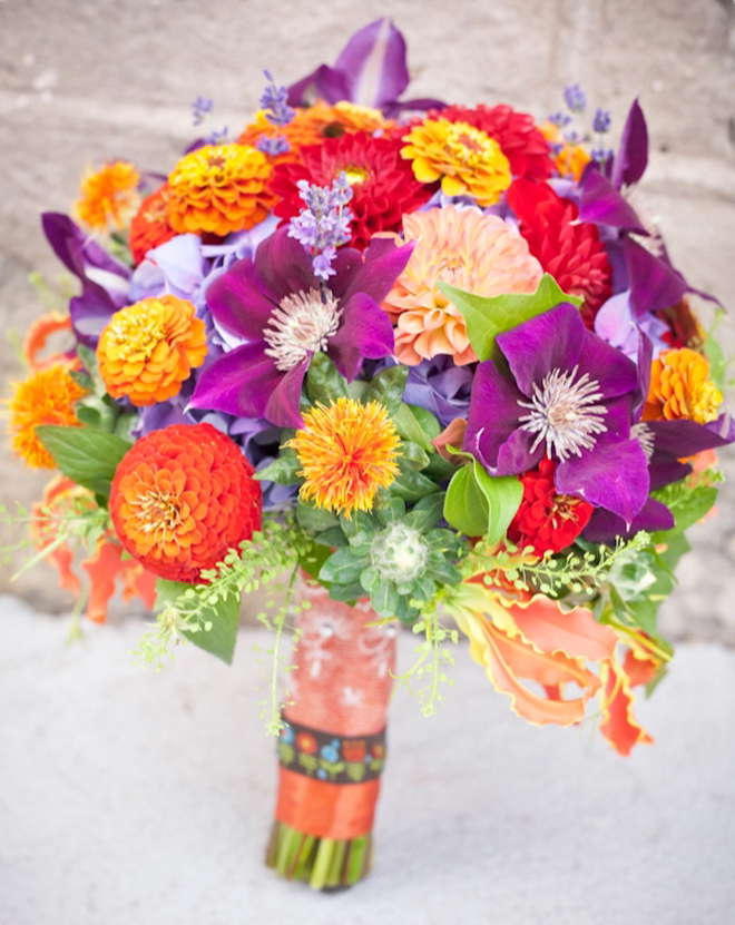 25 stunning Wedding Bouquets - Part 7 - Belle The Magazine