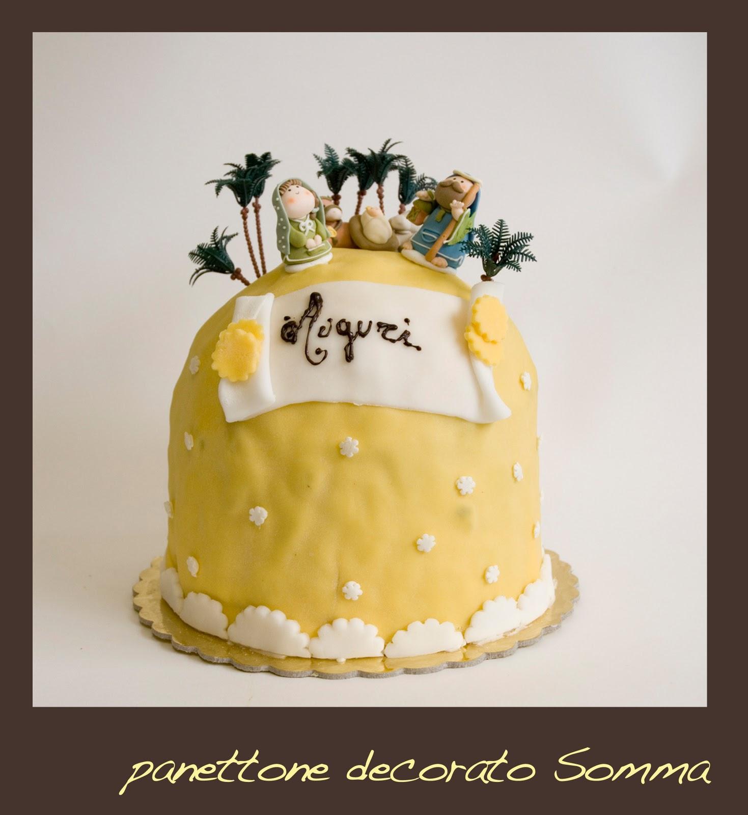 Torte all 39 americana artigianale personalizzato decorato - Babbo natale modello artigianale ...