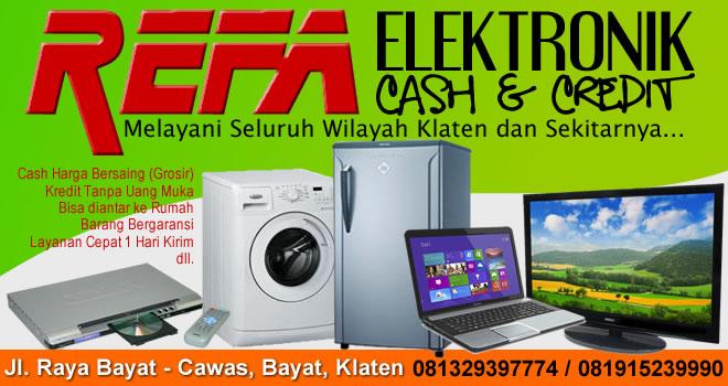 Toko Lektronik Murah, Kredit tanpa Uang Muka