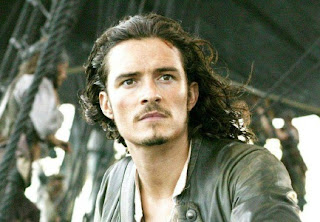 Orlando Bloom pirates dead man chest