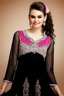 Embroidered Anarkali Suits Frock