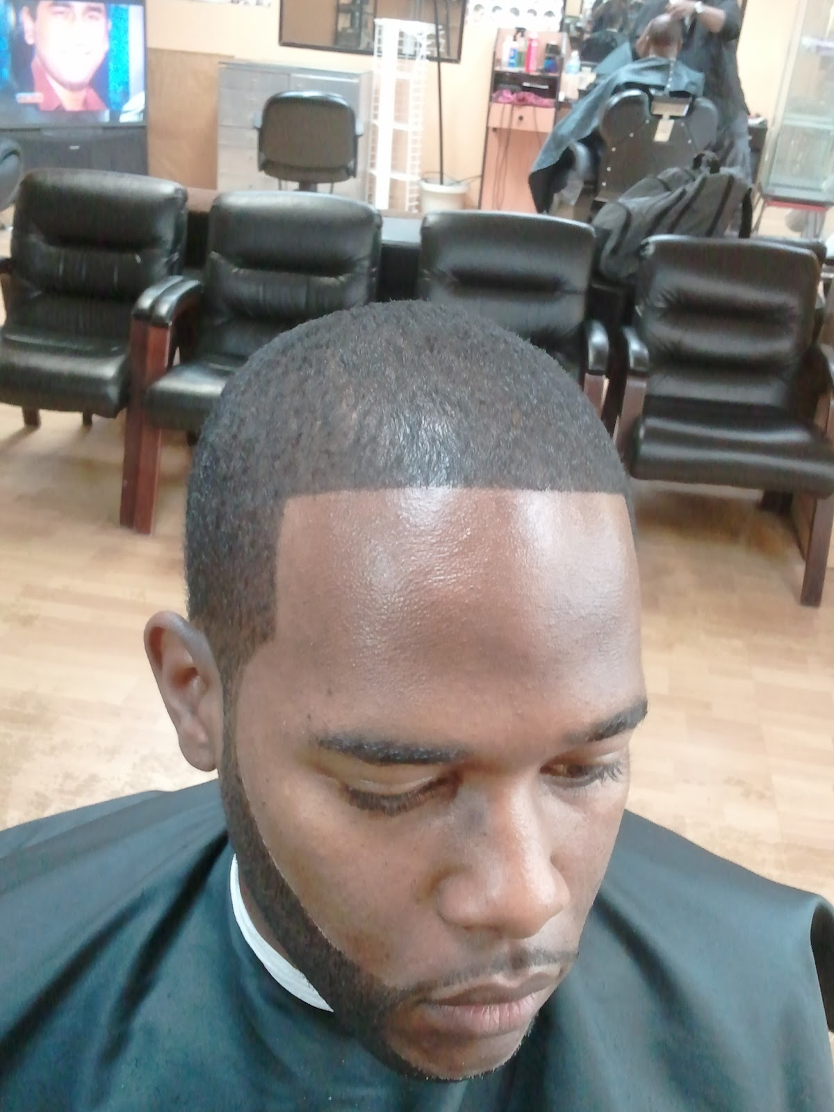 Bishop (aka 2Pac) Juice Haircut By Ken The Barber | Haircuts In ...