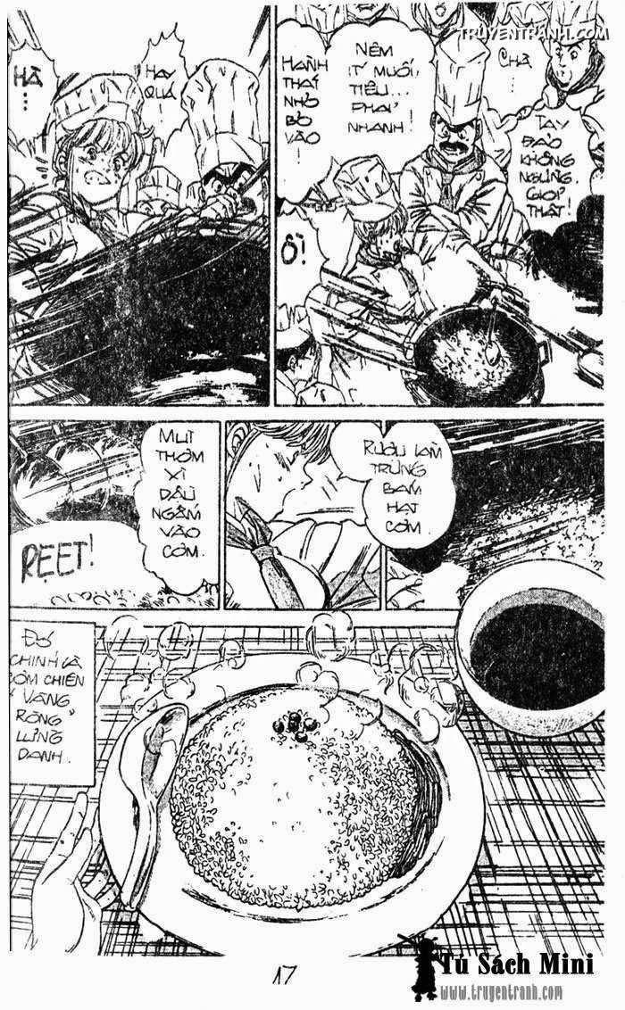 Đầu bếp siêu đẳng (Iron Wok Jan) Chapter 1 - Trang 11