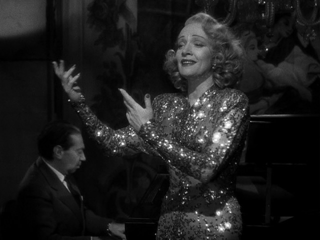 Cinema Style--Marlene Dietrich is a Master of Illusion in 1948's A FOREIGN  AFFAIR | GlamAmor