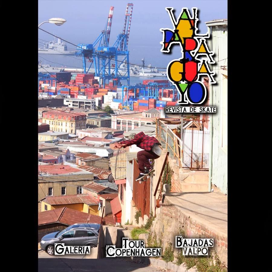 VALPARAGUAYO Revista