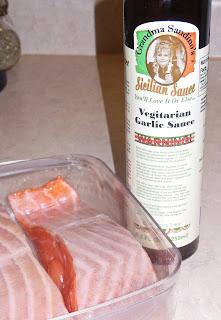 Easy Salmon Recipe