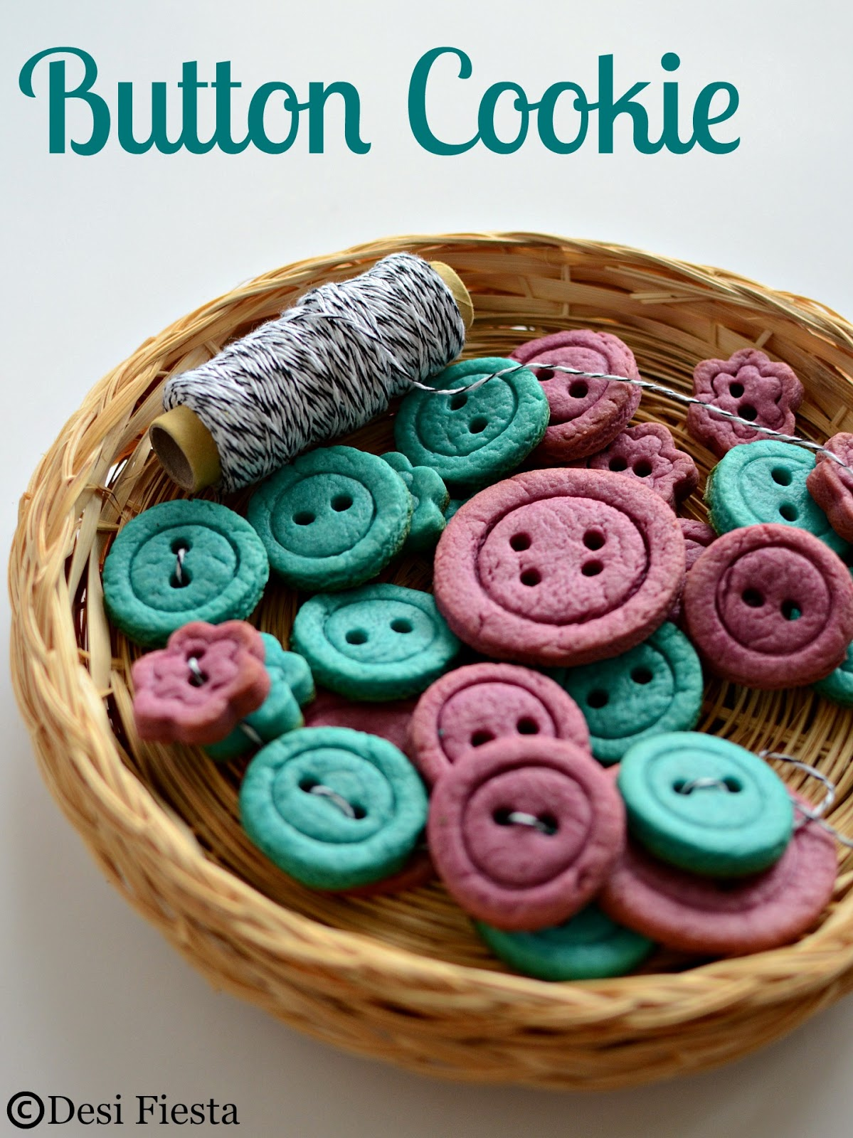 Lalaloopsy button cookies Recipe