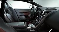 Aston Martin Rapide S (2013) Interior
