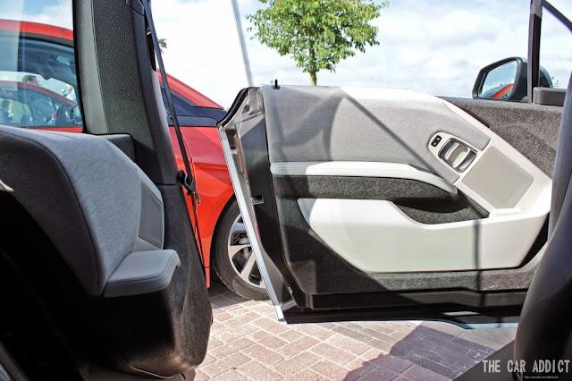 BMW i3 Sound System