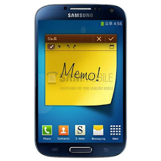 Spesifikasi Samsung Galaxy Memo OS Smartphone Quad Core