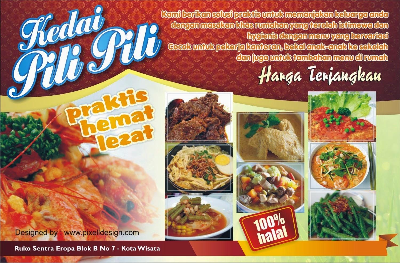 Contoh Makanan Banner | newhairstylesformen2014.com