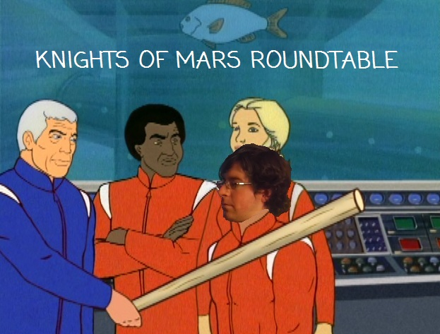 Knights of Mars Round Table