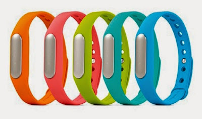 pulsera inteligente mi band