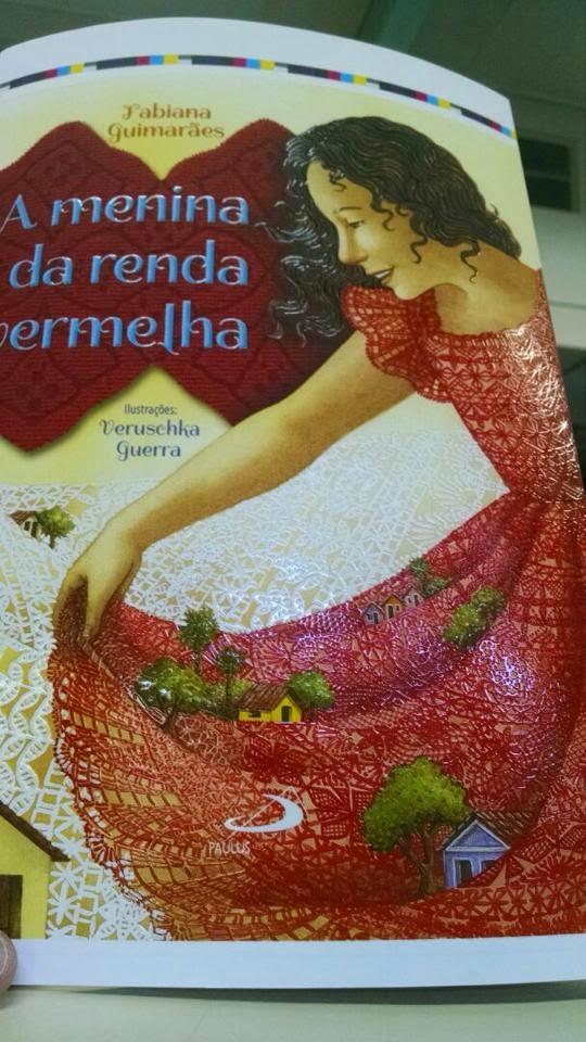 A MENINA DA RENDA VERMELHA