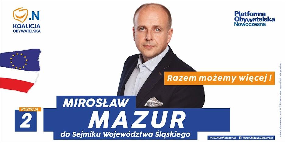 Mirosław MAZUR