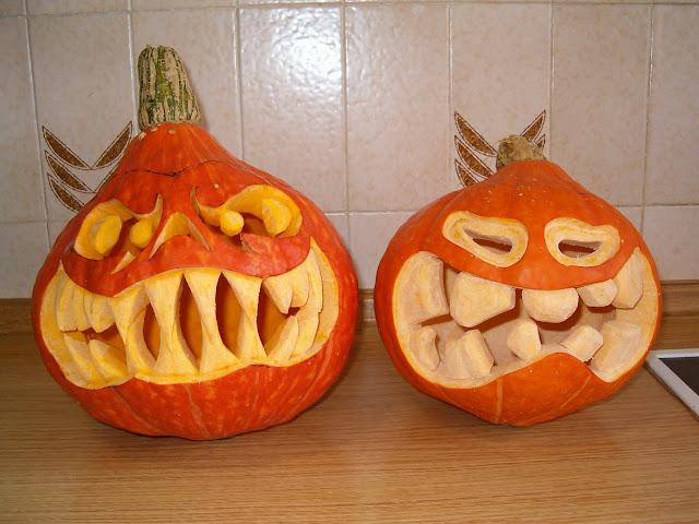 Especial halloween por amor a los libros - Disenos de calabazas de halloween ...