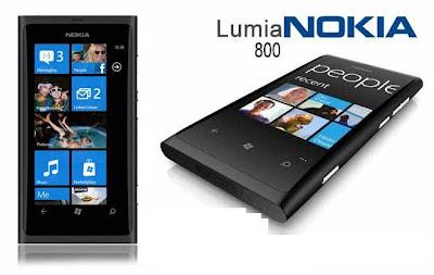 Nokia Lumia-800 Mobile Phone