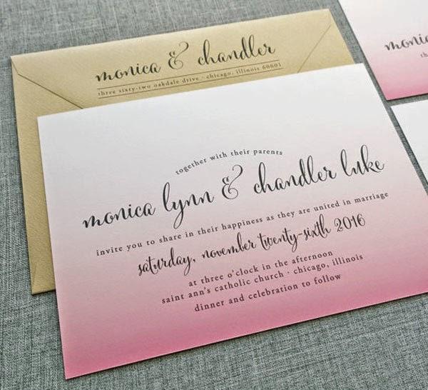 Wedding Invitation Printing 97 Fresh NEW Monica Calligraphy Script
