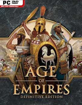 Age of Empires - Definitive Edition Jogos Torrent Download capa