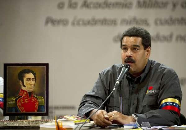 Venezuela Tangkap Lima Agen Mata-mata