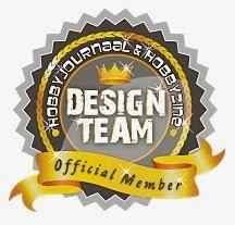 I design for Hobbyjournaal en Hobbyzine
