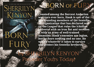 BORN OF FURY