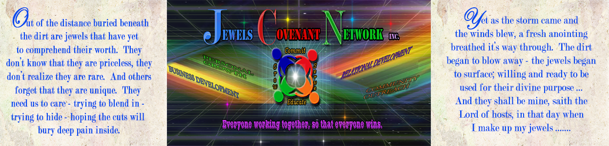 JEWELS COVENANT NETWORK, INC.