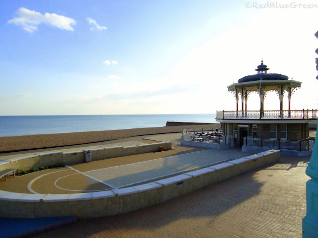 Photo of brighton seaside area