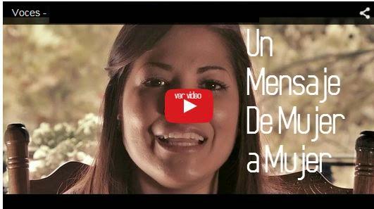 Reflexion en video para mujeres