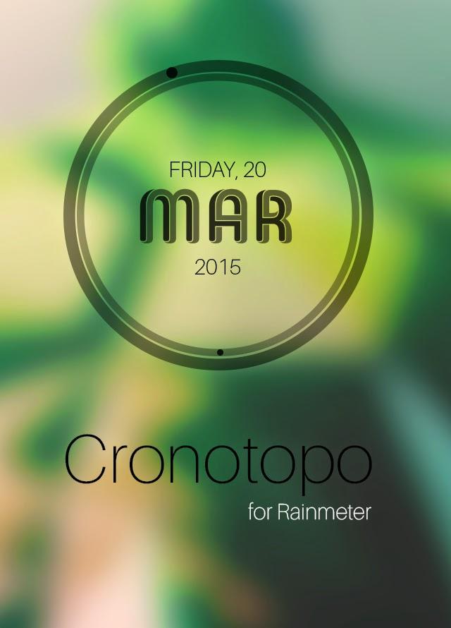 Cronotopo