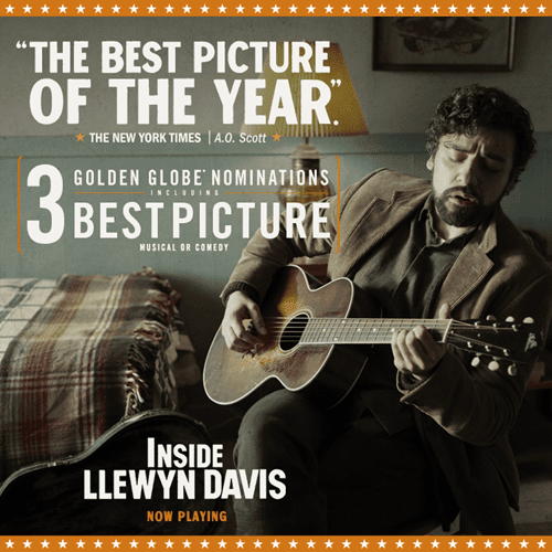 inside llewyn davis golden globe nominations