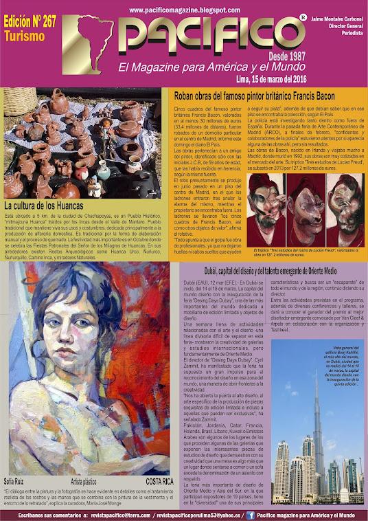 Revista Pacífico Nº 267