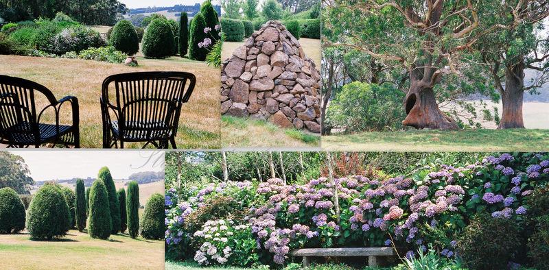 Styling Gardens by Coty Farquhar: Beautiful Greens, Seasonal ...