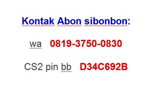 Abon SiBonbon