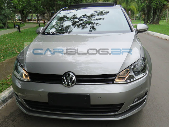 VW Golf 1.6 MSI Flex Automático