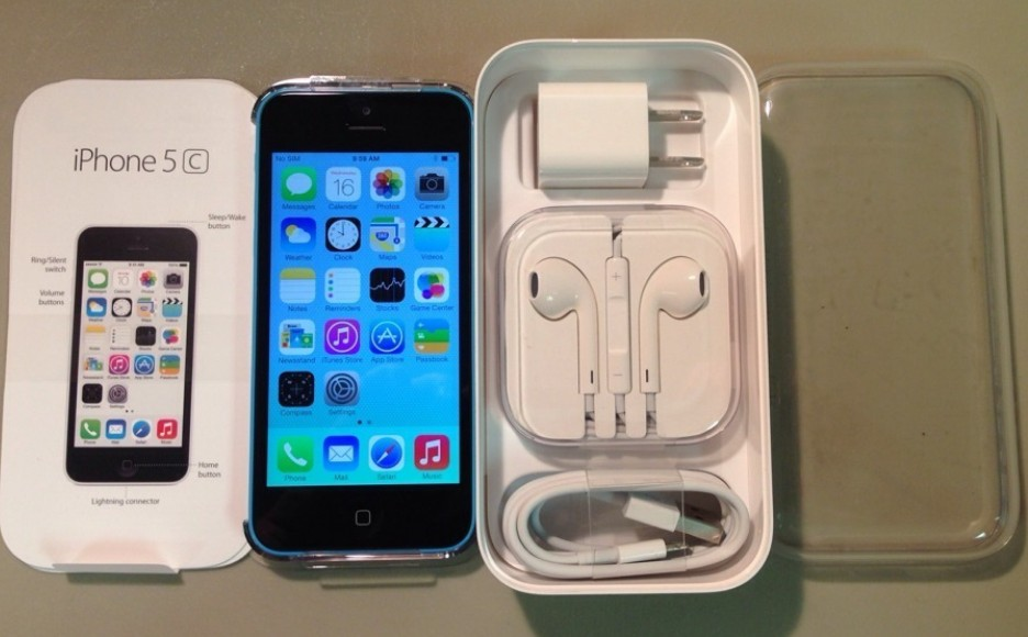 IPhone 5C - Iphone 5c New In Box
