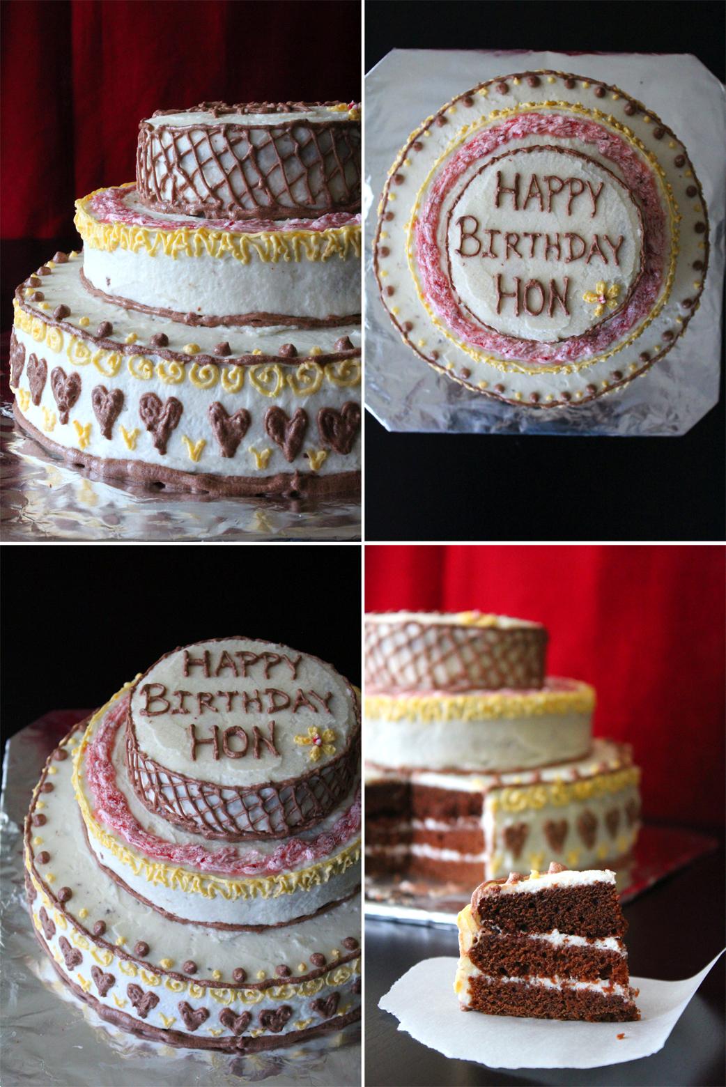 Cake Design For Husbands Birthday : Spusht: Birthday Surprise for Husband