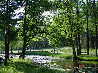 Parcul Romanescu de 2 Mai
