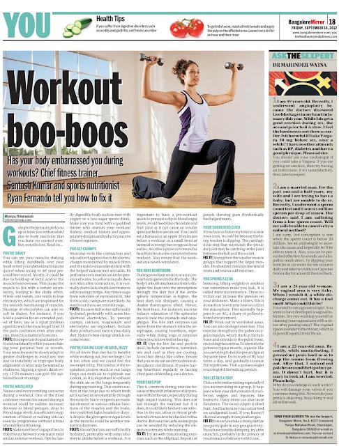 Qua Nutrition Fitness nutrition