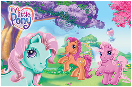 Minika My Little Pony Oyunları