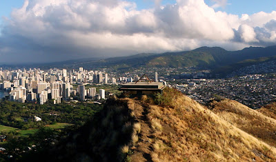 Mirante da Cratera Diamond Head – Havaí