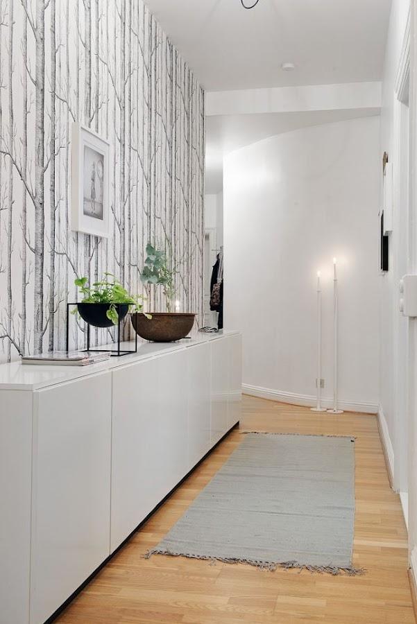 5 ideas para decorar los pasillos decoraci n - Decorar pasillos con espejos ...