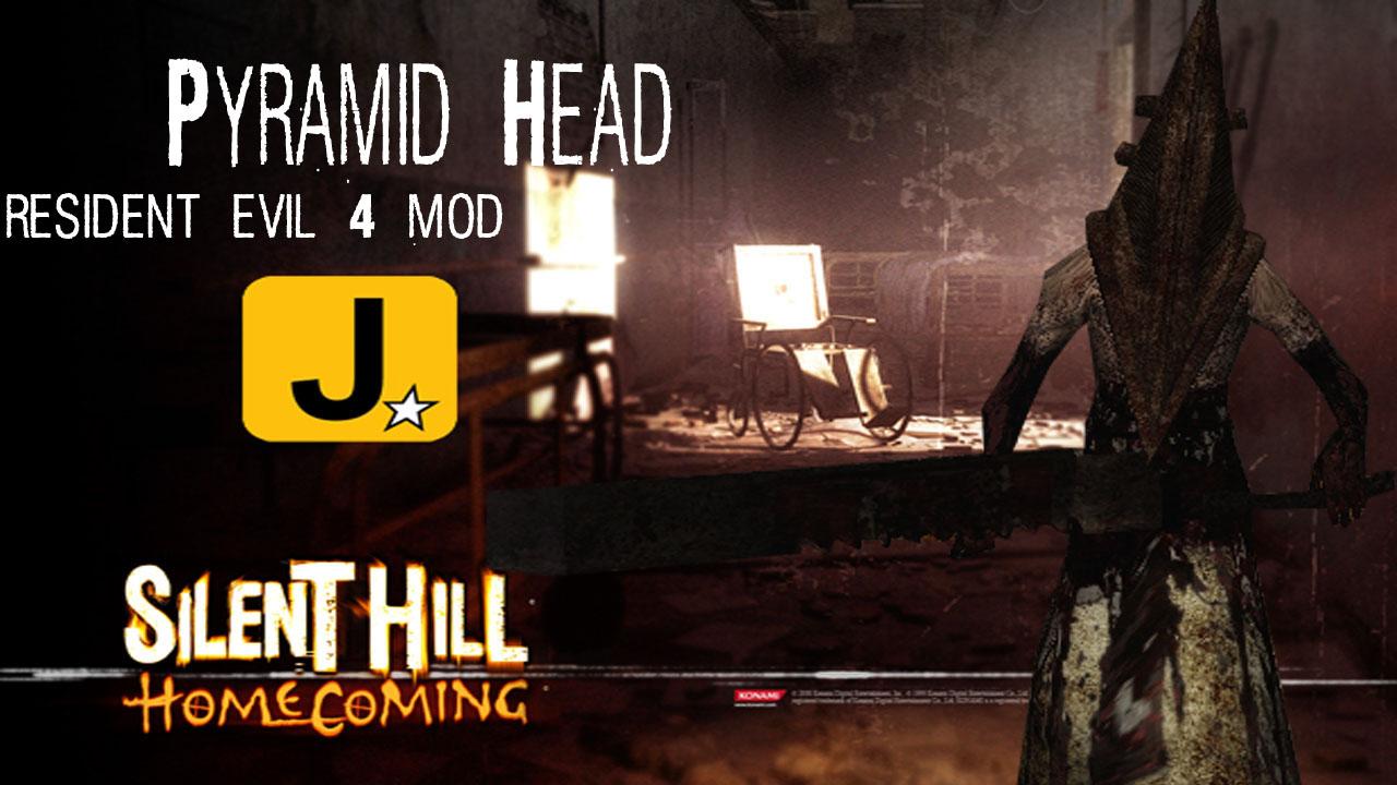 MODS DE JULIO18244 Pyramid+head+RE4
