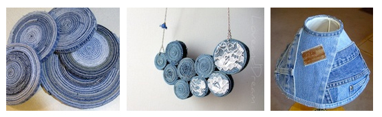 The Art Of Up Cycling Craft Ideas With Old Jeans
