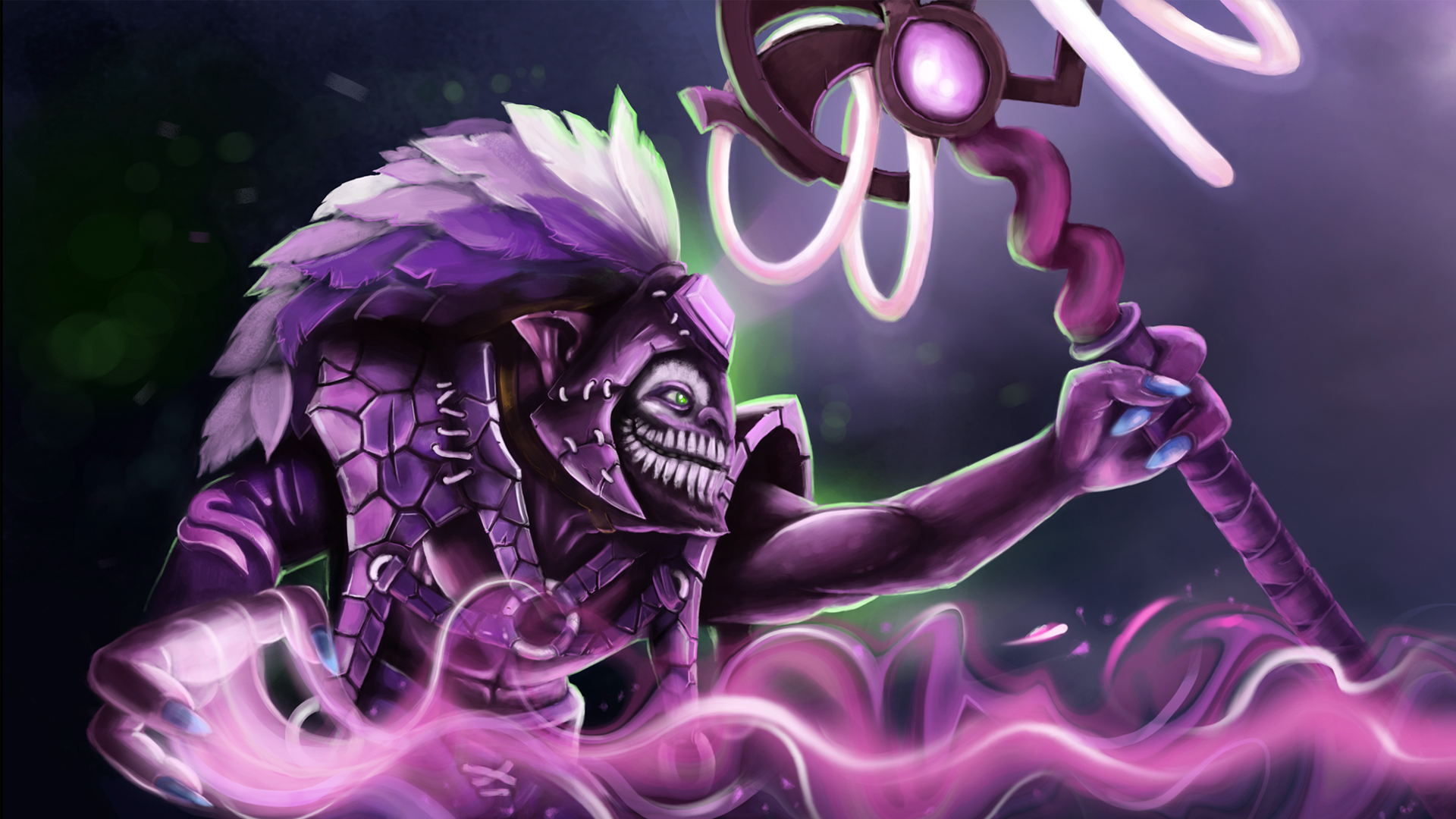 dazzle dota 2 art wallpaper hd