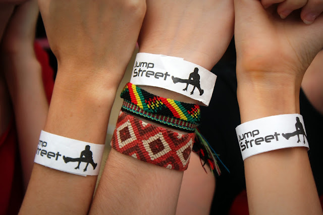 Jumpstreet Wristbands