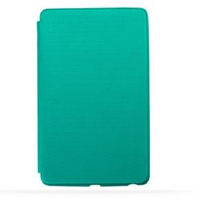 Asus Google Nexus 7 Tablet Travel Cover Case Green