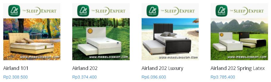 toko spring bed murah